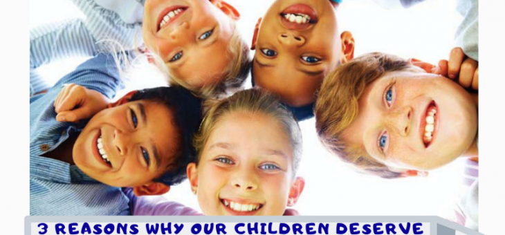 3 Reasons Why our Children Deserve Better than Donald Trump as President